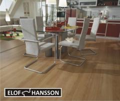 Los pisos flotantes laminados Elof Hansson