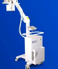 Mobile x-ray complexes