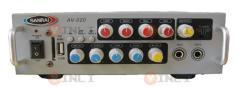 Amplificador de audio AV-020U