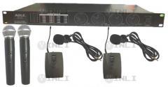 Microfono Inalambrico AV-811