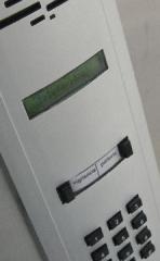 Locks for door intercommunication systems