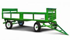 Transporters for agricultural products