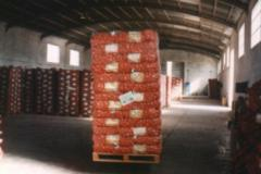 Package for vegetables