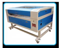 Maquina de Corte y Grabado Laser CO2