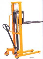 Apilador Hidraulico Manual