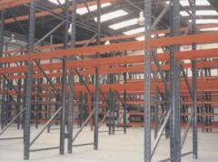 Rack de Almacenamiento Sistema de Paletización