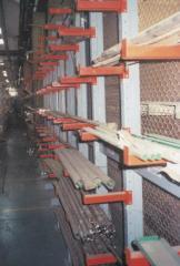 Rack de Almacenamiento Cantilever