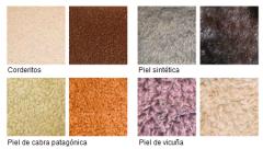 Materiales para la confección