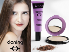 Maquillaje Hipoalergénico Cloning ICONO