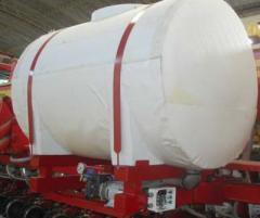 Tanque plastico de alto impacto
