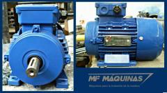 Motor Trifasico de 1hp 2980 RPM