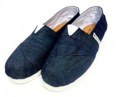 Alpargata Blue Jeans
