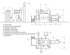 Pyrotec Incinerador para Restos de Animal y