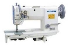 Máquinas de Costura Recta 2 Agujas Jack JK-5742/