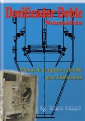 Dosificador doble neumatico (libro de planos)