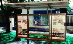 Refugios para Espera de Transporte Público