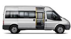 Utilitarios - Transit Minibus