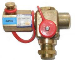 Distributing valves
