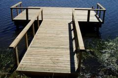 Construcciones pesadas de madera