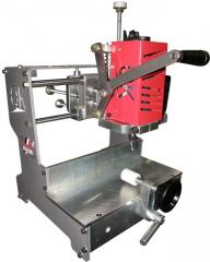 Machine tools for manufacturing of keys