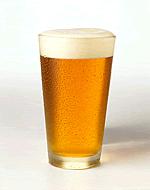 Cerveza Amber Hybrid Beer