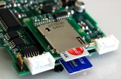Car GSM-alarm signalling