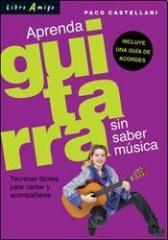 Libros - Aprenda Guitarra sin Saber Musica de Paco