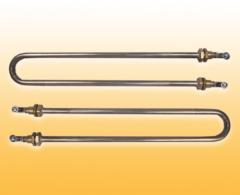 Resistores tubulares blindados estándar
