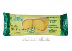 Budín Diet sin Frutas