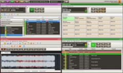Software for radiobroadcasting applications