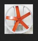 Extractor Axial de diam. 0.45m Tipo X10045T