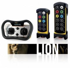Radio Control Industrial - Serie 860 - Lion