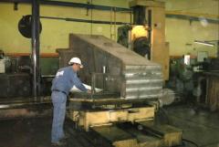 Industria Metalúrgica - Parante para Martillo 5