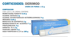 Corticoides: Derimod
