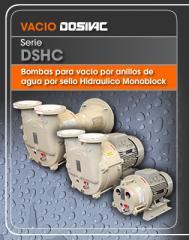 Bomba de Vacio Serie DSHC