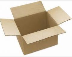 Cajas carton corrugado std 60 x 40 x 40 DOBLE