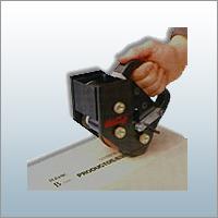 Marcador rotativo manual