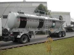 Cisterna Acero al Carbono