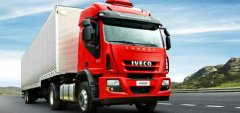Automobiles cargo with full weight more than 12
