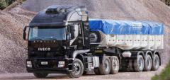 Lorries, cross-country, all-wheel drive
