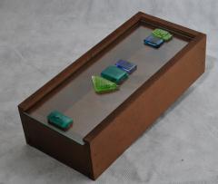Caja de Vidrio para Embalaje de Chocolates y