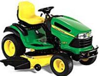 Tractor LA175 John Deere
