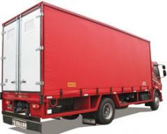 Techo y Lona para Camiones
