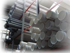 Tubos de PVC con Junta Elástica