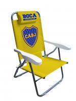 Reposeras Boca Juniors