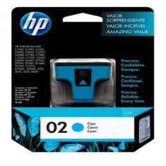 HP 02 (C8771W) Tinta de impresora Hp- inkjet