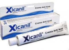 Xicanil  anti acnè
