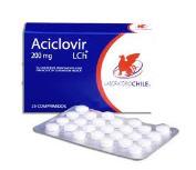 Aciclovir Antiviral