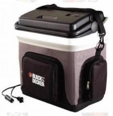 Heladera Portatil Congelador-calor 24 L 12v Black