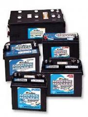 Baterías industriales de ciclo profundo DC31